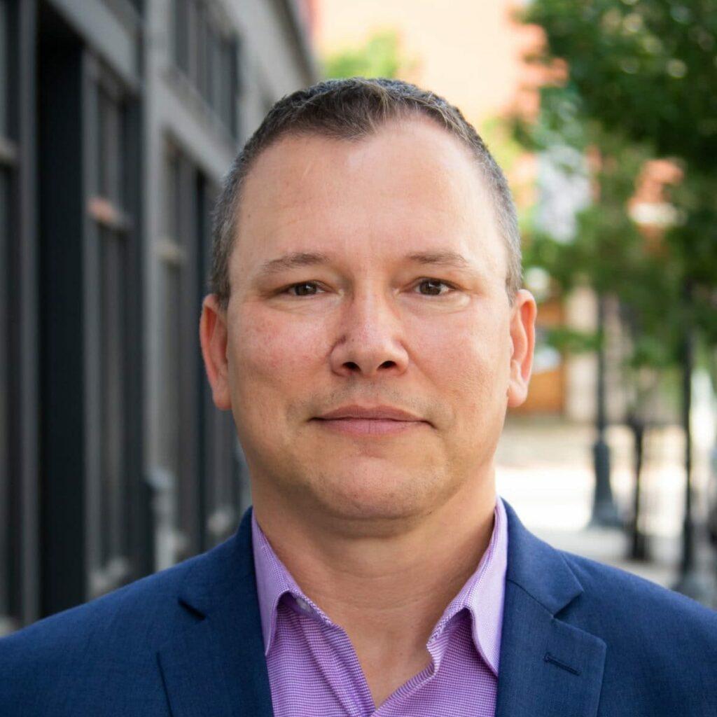 Tim Sullivan headshot